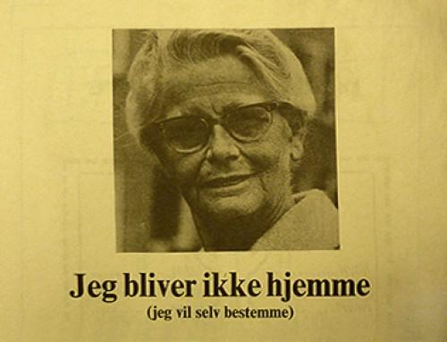Øjenvidneberetning fra 1972 – et skoleeksempel