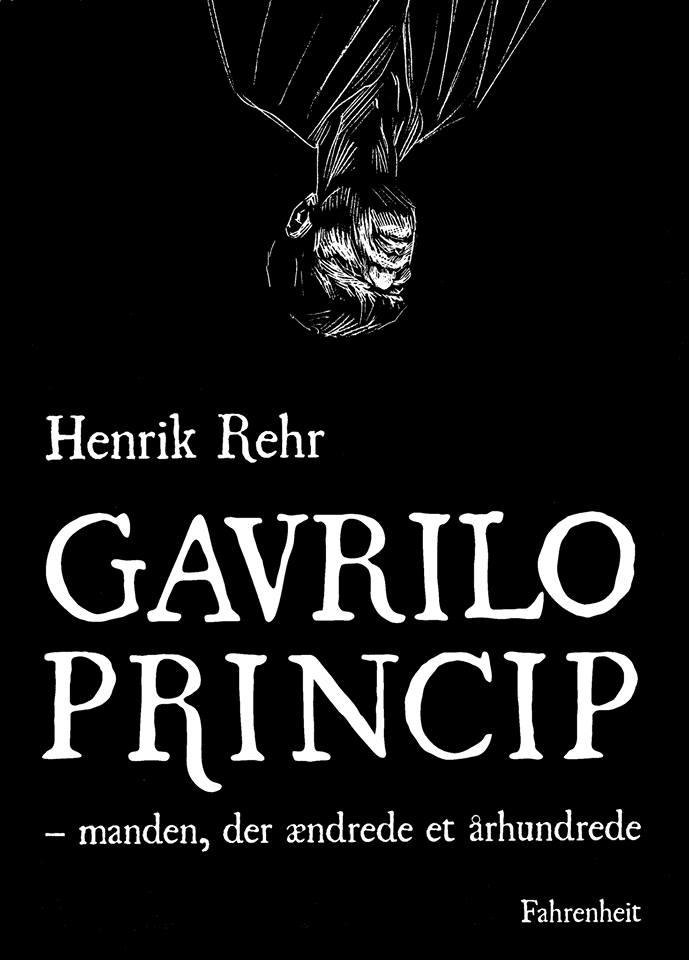 Princip vender op og ned på verdenshistorien (Foto: Bogcover)