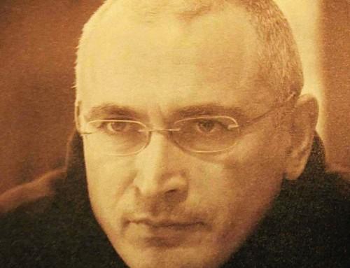 Khodorkovskij – Den bløde oligark, der truede Putin