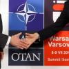 NATO-topmøde i en østeuropæisk sommer på frysepunktet