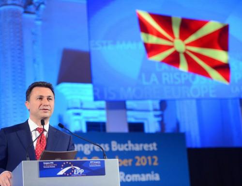 Makedonien går i diktatorisk retning trods ny valgdato