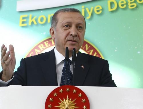 Valgstrategien, der afsporede Tyrkiets udenrigspolitik