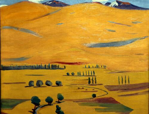 En mesters penselstrøg over Armenien