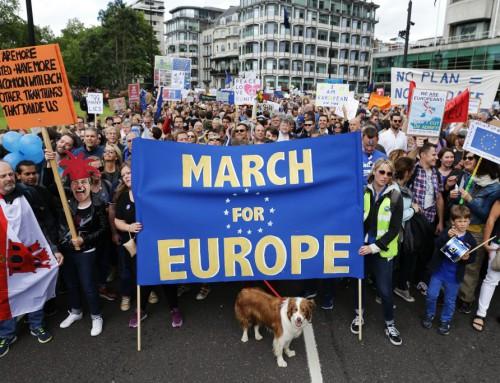 De unge europæere kan give EU ny luft