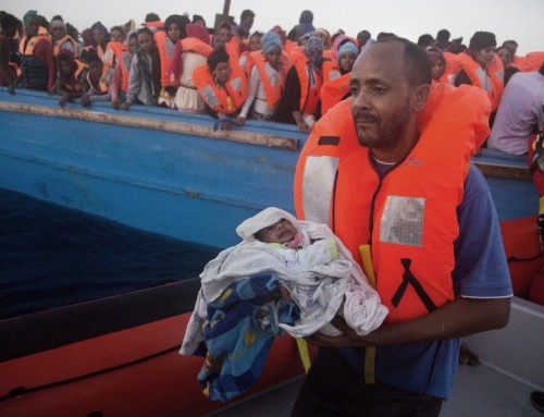 Tema: EU og flygtningene