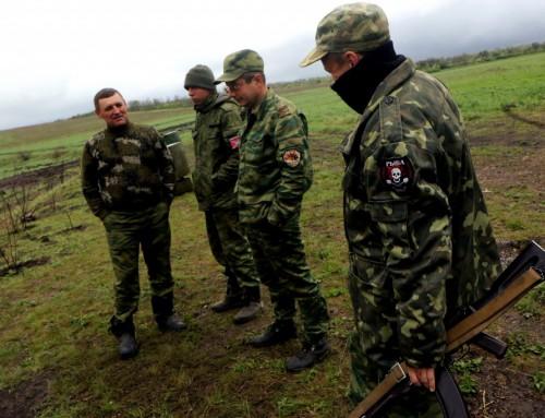 Krigstræthed på den yderste frontlinje i Østukraine