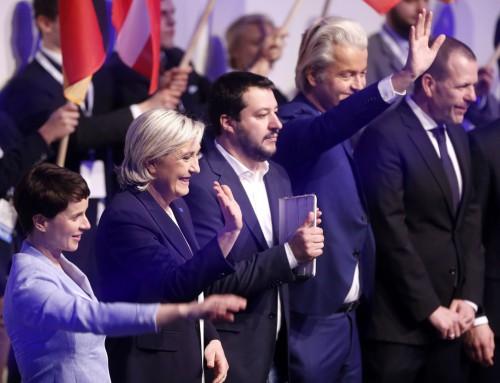 EU-modstandernes europæiske topmøde er et perfekt mediestunt