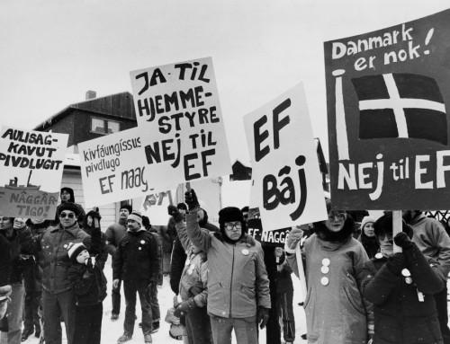 35 år efter Grøxit spiller EU stadig en vigtig rolle for Grønland