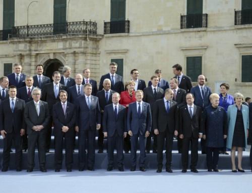 Europa, hvad nu? Vi inviterer til debat i anledning af Rom-traktatens 60-års-jubilæum