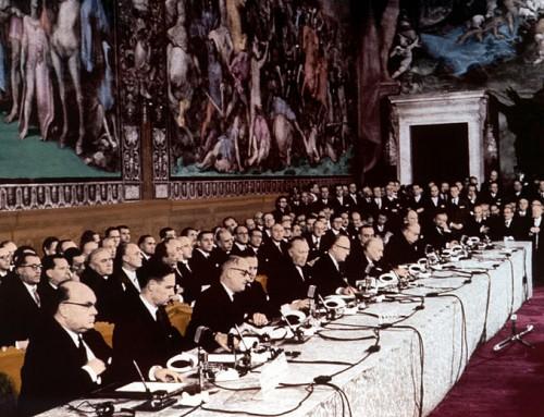 Tema: Rom-traktaten fylder 60 – Europa, hvad nu?