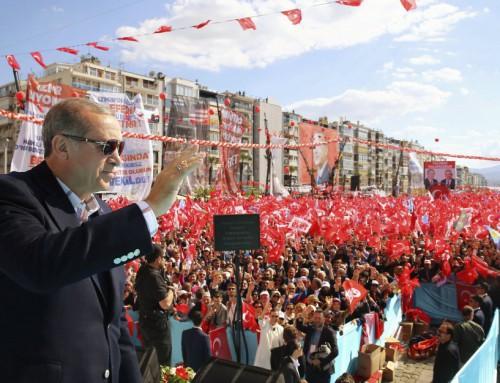 Tyrkiet er ved at begrave sine EU-drømme