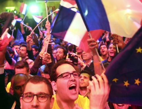 Franskmændene diskuterer det EU, de selv har drevet frem