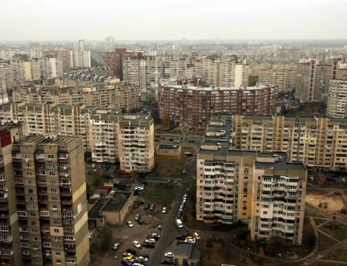 På besøg i Darnytsja – blandt Kijevs endeløse betonklodser
