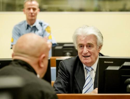 Krigsforbrydertribunalet i Haag lukker og slukker
