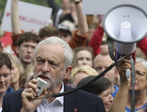 Brexit er ikke længere det vigtigste emne i britisk valgkamp