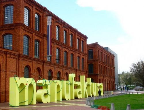 Den polske by Łódź har rejst sig fra nedturen og er blevet tiltrækkende igen
