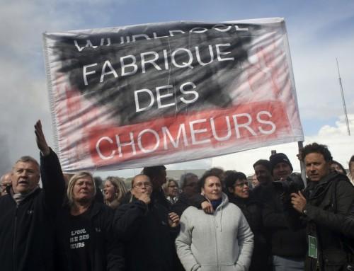 Emmanuel Macron og de udstationerede arbejdere fra øst