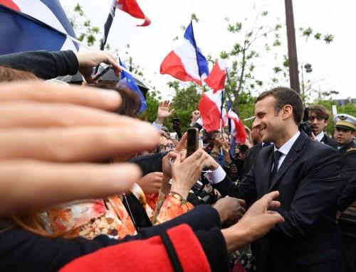 Det nye politiske Frankrig tager form