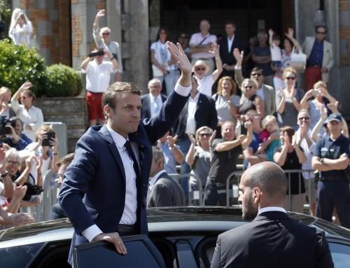 Macron og ønsket om en frelserskikkelse
