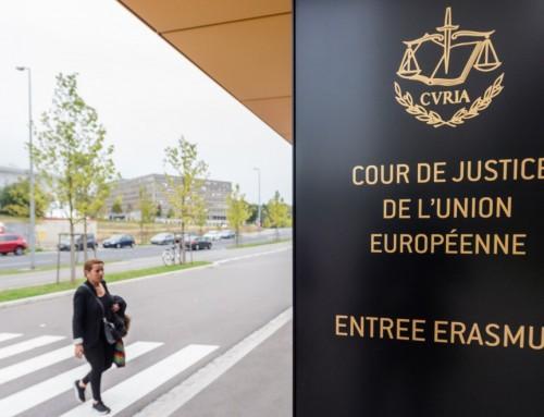 Da EU-domstolen trak en streg i sandet