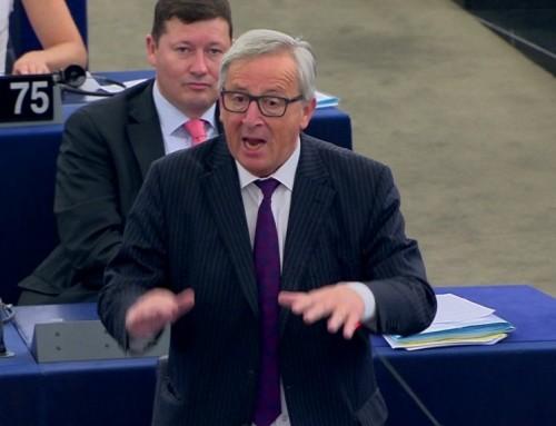 Juncker taler om Unionens tilstand efter et år med refleksioner