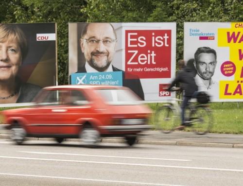 Det tyske valg er langt fra afgjort