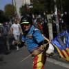 Følelserne i kog op til bebudet catalansk afstemning