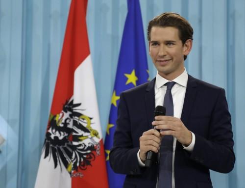 Østrigs mirakeldreng mødes med bekymring og håb