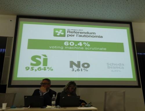 Et nationalistisk Lega Nord genoptager kamp for øget regional autonomi