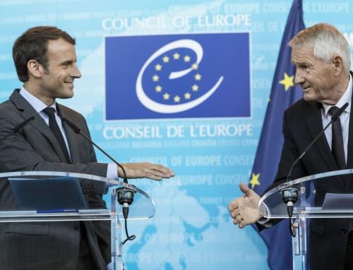 Europarådet og EU er ikke det samme