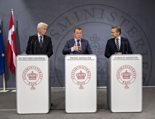 Danmark overtager formandskabet for Europarådet, mens debatten ruller i aviserne