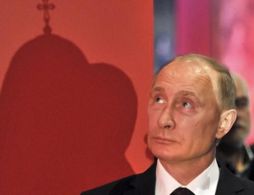 Fortiden er levende i Putins Rusland