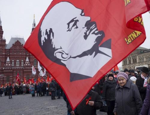 Revolutionen er Ruslands uforudsigelige fortid