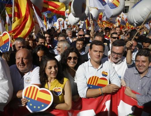 """""""Borgerne"""" i Catalonien har vind i sejlene"""