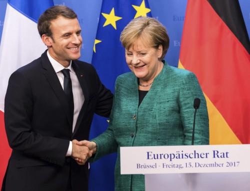 Emmanuel Macron og den europæiske ambition